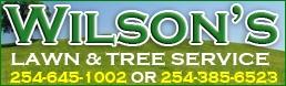 Wilson's Lawn & Tree Service
